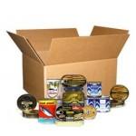 Упаковка для перевозки и хранения продуктов, заготовок в банках, овощей