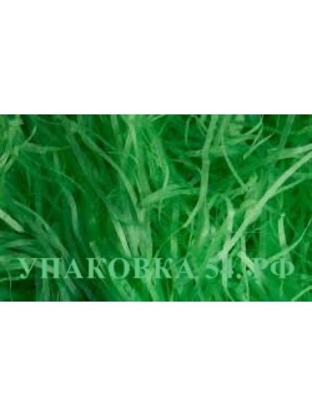 Наполнитель для коробок - Светло-зеленый (бумажный) арт. 107