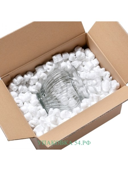 """Наполнитель для коробок """"Волна"""", 1л"""
