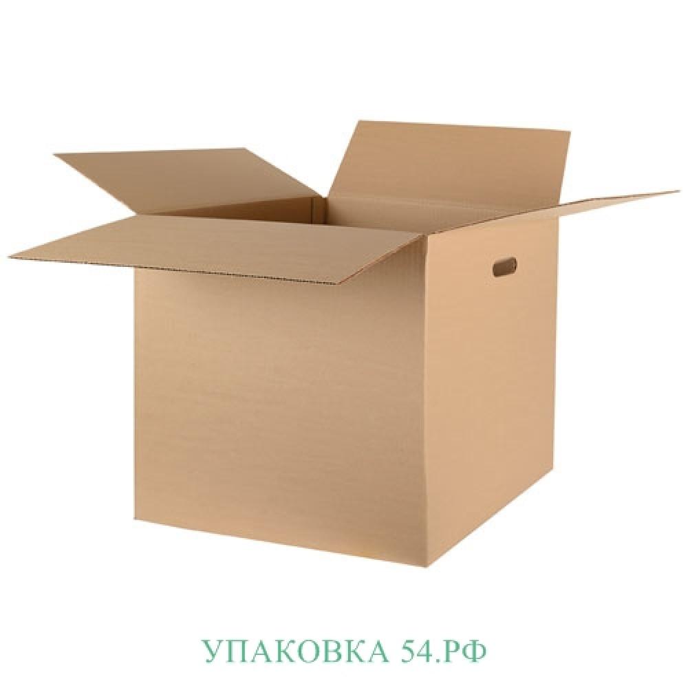 Коробки картонные для переезда. Гофроящики в Новосибирске