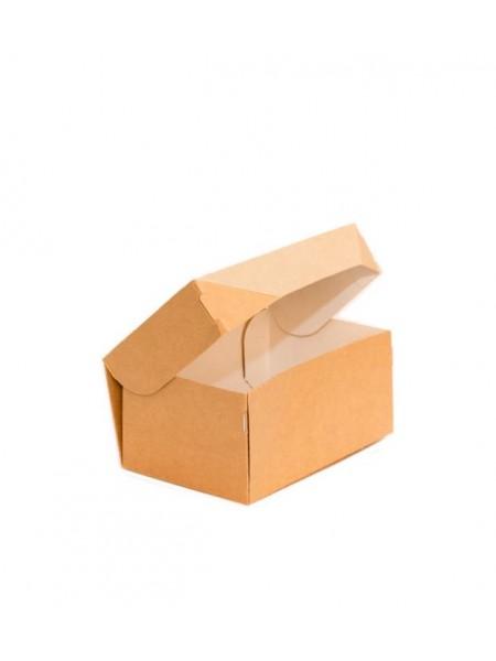 Крафт коробка-2 (15*10*8,5 см)