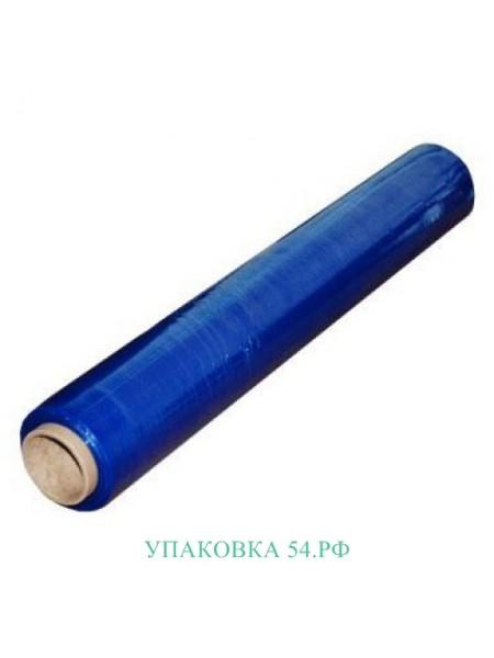Стрейч пленка-синяя  (500мм*2кг)
