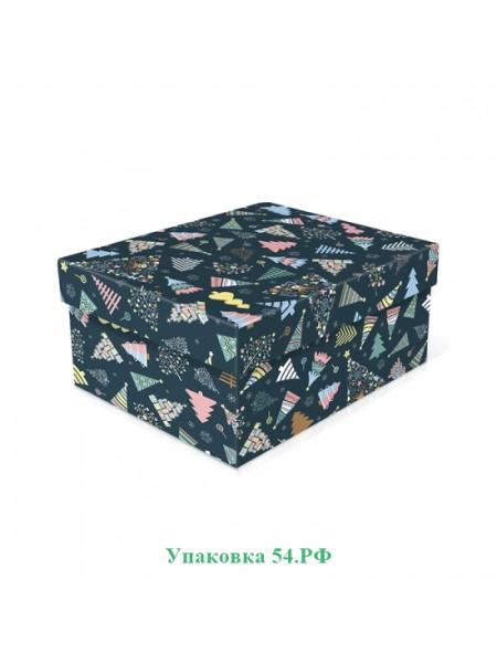 Подарочная коробка прямоугольная 1