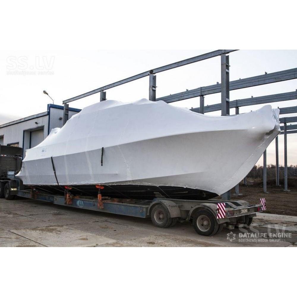 Консервация яхт и катеров на зиму