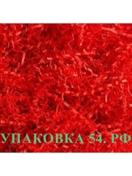 Наполнитель для коробок - Кораллово-красный (бумажный) арт. 116