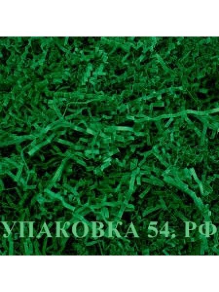 Наполнитель для коробок - Зеленый (бумажный) арт. 108