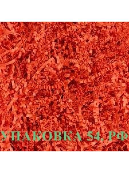 Наполнитель для коробок - Кирпично-красный (бумажный) арт. 117