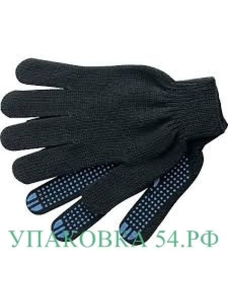 Перчатки чёрные-2
