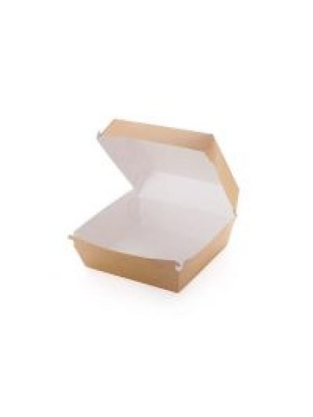 Крафт коробка-4  (15*11*5 см)