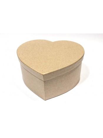 """Заготовка коробочки """"Сердце"""""""