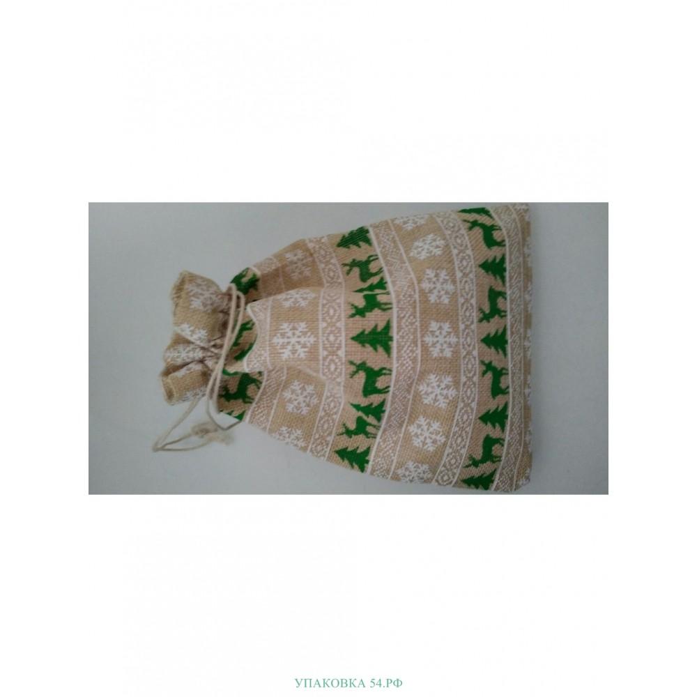 Мешок джутовый купить в Новосибирске