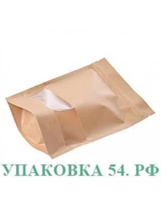 Дой-пак (крафт-зиплок) - 1 10*18 см