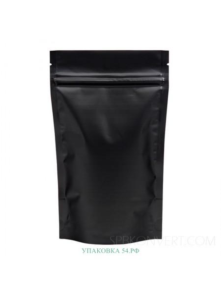 Дой-пак (черный зиплок) 11*18 см