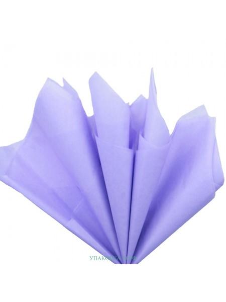 Бумага тишью лаванда  (набор 3 листа, 50*70см)